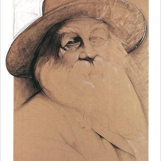 Obra Grafica a Walt Whitman