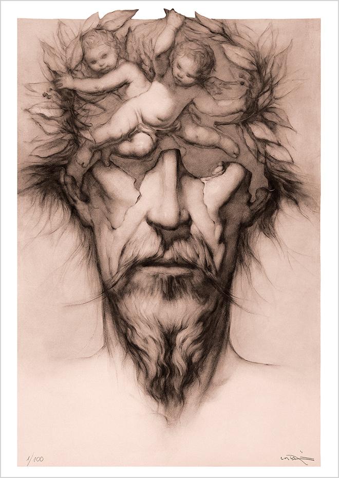 Obra Grafica Don Quijote - La Gloria