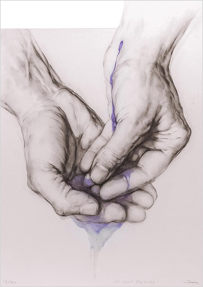 Obra Grafica - Font Purpura